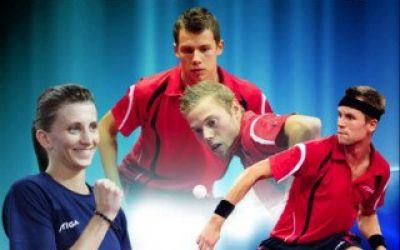 Victorii românești la Campionatele Europene de tenis de masă