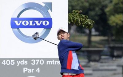 Un chinez de 13 ani s-a calificat la Openul Chinei la golf