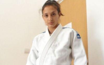 Loredana Ohâi este singura medaliată a României la Campionatele Europene de judo pentru tineret