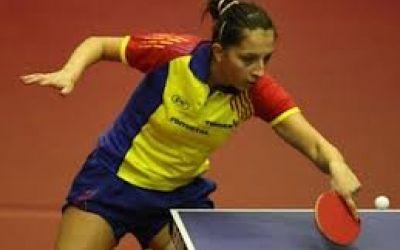 Naționala feminină de tenis de masă joacă azi la Buzău împotriva Germaniei