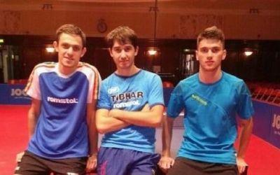Naționala de tenis de masă a învins Olanda cu 3-1, în preliminariile CE 2013