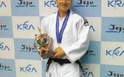 Judoka Andreea Chițu a urcat pe podium la Grand Prix-ul de la Dusseldorf