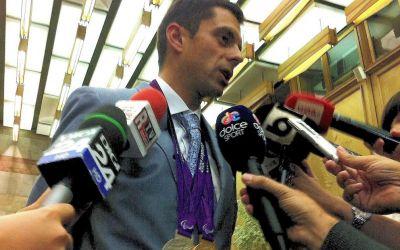 Campionul paralimpic Eduard Novak va candida pentru funcţia de preşedinte al FR Ciclism