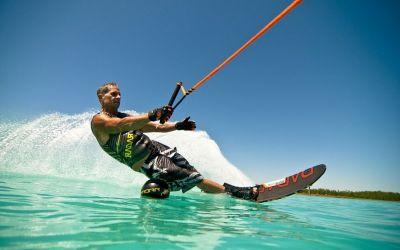 Schiul nautic a fost introdus la Jocurile Naționale Paralimpice de la Constanța