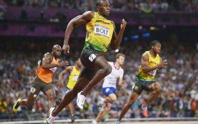 Paradoxal: cercetătorii au descoperit că Usain Bolt sfidează legile aerodinamicii