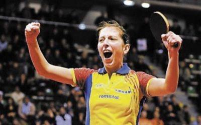 Eliza Samara a câștigat Openul Braziliei la tenis de masă