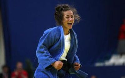 Kosovara Majilinda Kelemendi castiga titlul mondial la categoria 52 de kilograme. Andreea Chitu termina pe locul 5
