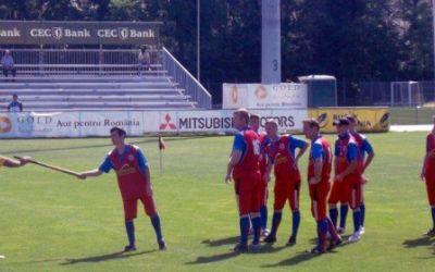 Bucureștenii sunt invitați la oină, duminică, pe stadionul Cotroceni