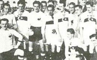 FOTOGALERIE / Turcia a jucat primul meci internațional de fotbal cu România. Cum a fost acum 90 de ani ?