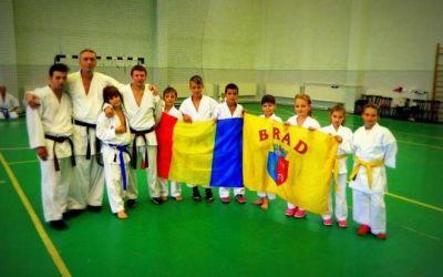Competiţie de karate mâine, la Aleşd