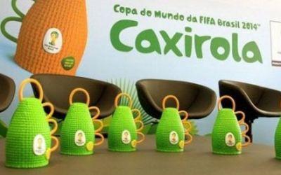 Vremea vuvuzelelor a trecut ... în Brazilia ne așteaptă caxirola