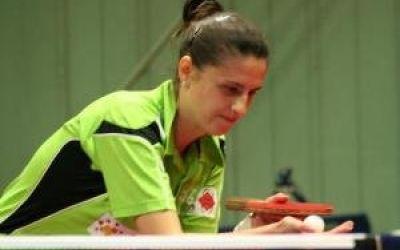 Dramă în tenisul de masă românesc: a murit Valeria Borza, la 29 de ani !
