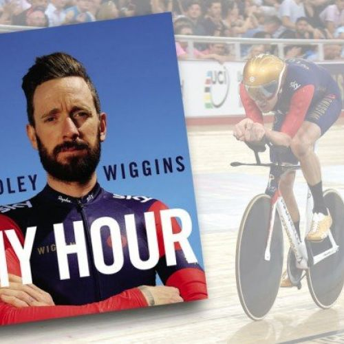 """Bradley Wiggins, autorul unei noi cărți, """"My Hour"""""""