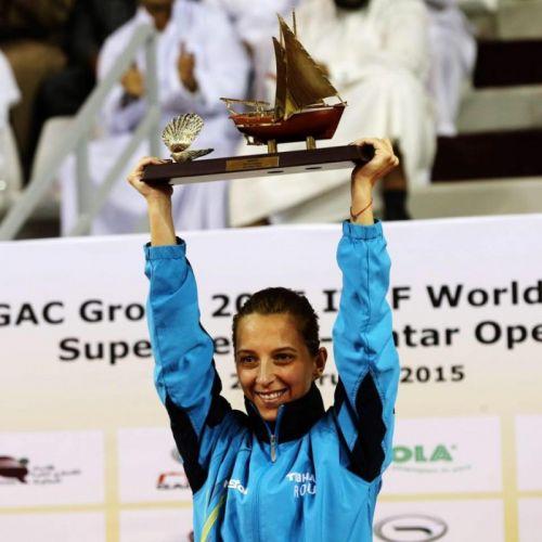 Eliza Samara a câştigat medalia de aur la Campionatele Europene