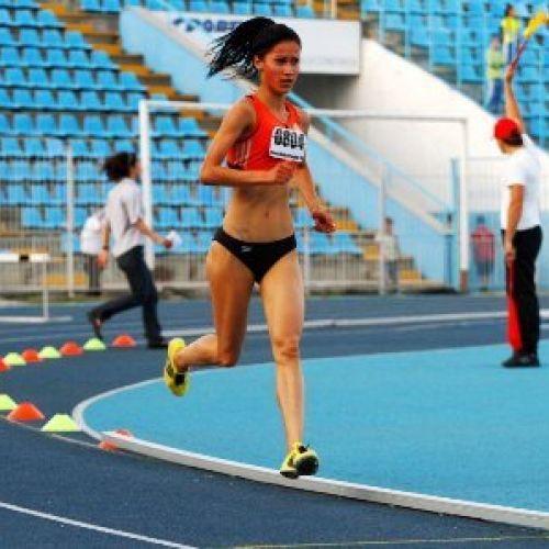 Monica-Mădălina Florea, cea mai bună clasare a României de până acum la europenele de atletism