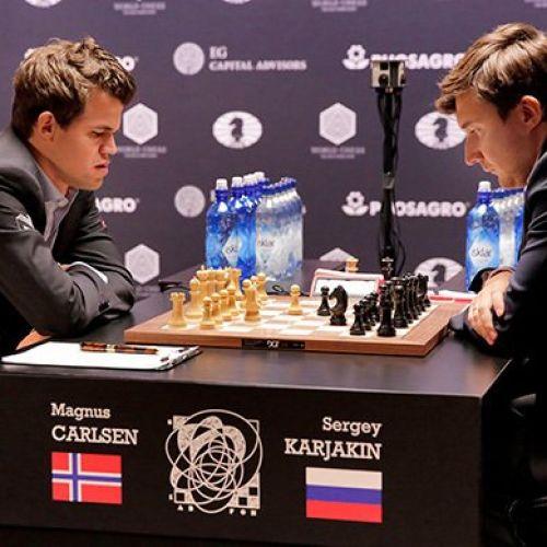 Magnus Carlsen și-a păstrat titlul mondial la șah