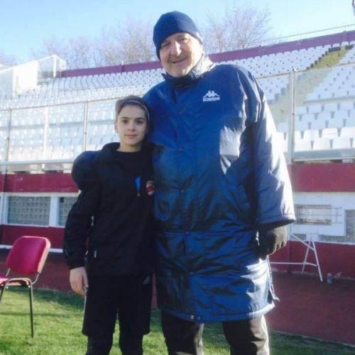 """Un pariu pentru viitor, episodul 5. De vorbă cu Alexandru Iliescu: """"Îmi doresc să fiu cel mai bun dintre cei foarte buni"""""""