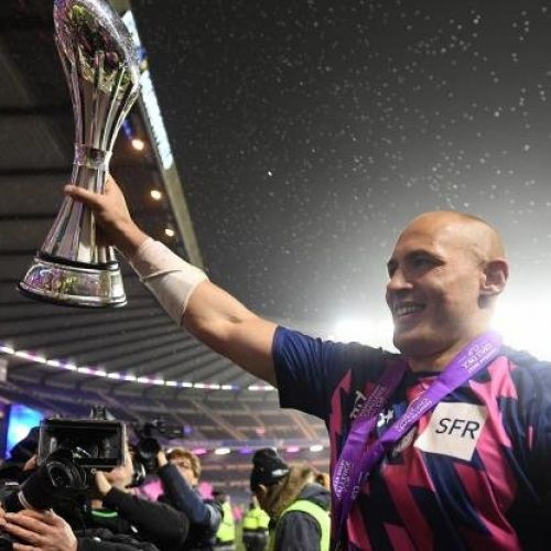 Stade Francais a cucerit primul său trofeu european, Cupa Challenge