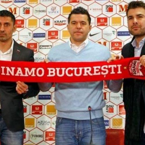 Cosmin Contra și-a prelungit contractul cu Dinamo