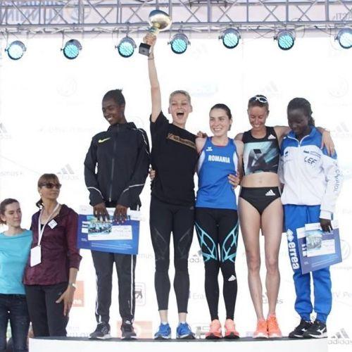 Ancuța Bobocel și Anbesa Lencho Tesfaye au câștigat Semimaratorul București