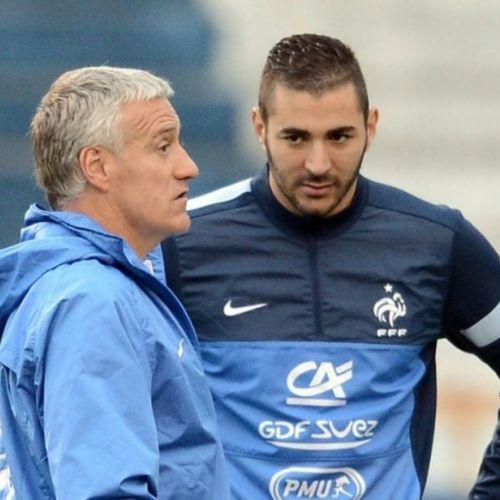 """Benzema forțează revenirea la naționala Franței: """"Sunt prieten cu Macron"""""""