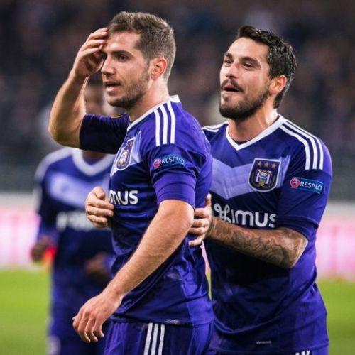 Anderlecht Bruxelles a câștigat campionatul Belgiei