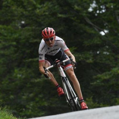 """Aventură """"solo"""" și victorie pentru Bauke Mollema în etapa a 15-a din """"Le Tour"""""""