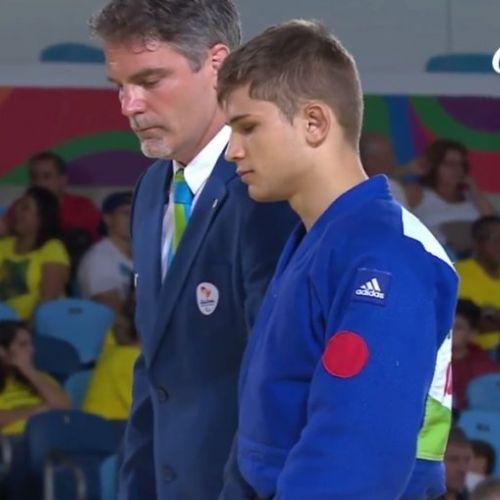Alexandru Bologa a devenit campion european la judo în competiția nevăzătorilor