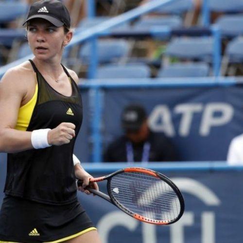 Simona Halep s-a calificat în semifinalele turneului de la Toronto