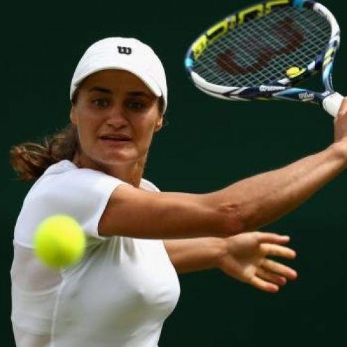 Monica Niculescu părăsește și ea turneul de la Cincinnati