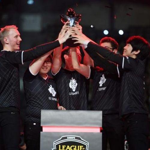 VIDEO / League of Legends: echipa G2, campioana Europei