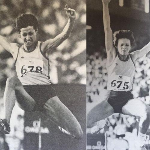 Ziua nimfelor românești: 35 de ani de la medaliile lui Vali Ionescu și Anișoara Cușmir la Europeanul de la Atena