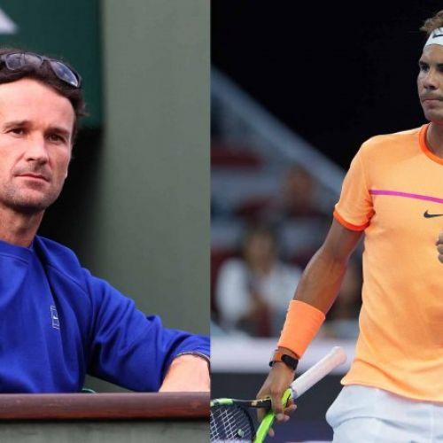 Carlos Moya: Nadal mai are mulți ani în topul tenisului mondial