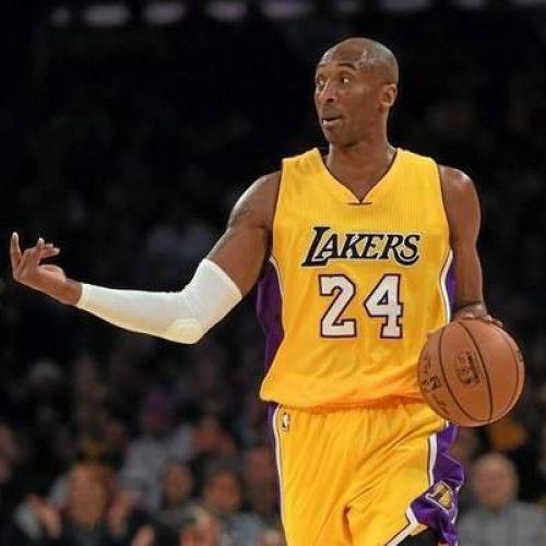Los Angeles Lakers retrage tricourile cu numerele purtate de Kobe Bryant