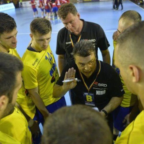 Xavier Pascual duce naționala de handbal masculin în stagiu în Portugalia. Iată jucătorii convocați