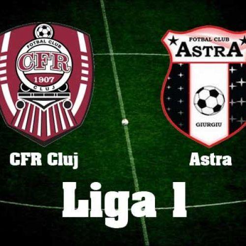 Spectacol total la Giurgiu. CFR se impune cu 3-2 și are patru puncte avans față de FCSB