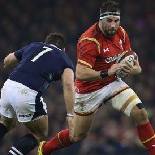 Internaţionalul galez Scott Baldwin a fost mușcat de un leu