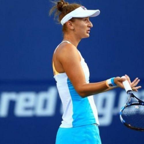 Irina Begu, eliminată de Maria Șarapova la Tianjin