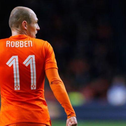 O portocală în minus. Arjen Robben spune stop naționalei Olandei după încă o dezamăgire