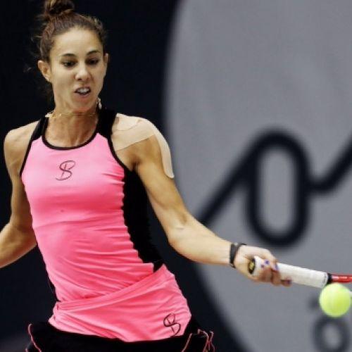 Bună și la dublu! Mihaela Buzărnescu e în semifinale la Linz, alături de Oksana Kalașnikova