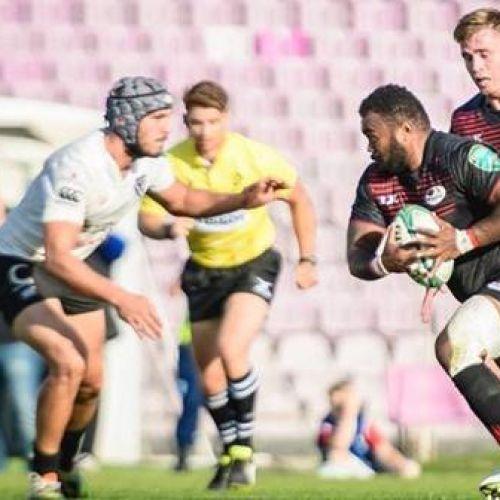 Rugby: Victorie pentru Timișoara Saracens în Continental Shield