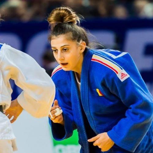 Judo: Larisa Florian, medalie de bronz la turneul de la Abu Dhabi