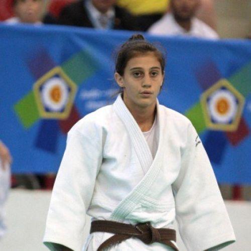 Judo: Larisa Florian a obținut medalia de argint la Campionatele Europene U-23