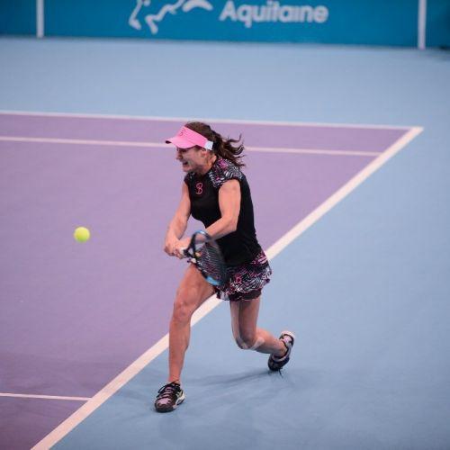 Monica Niculescu a câștigat turneul de la Limoges