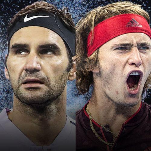 Federer și Zverev, strălucitori în prima zi la Turneul Campionilor