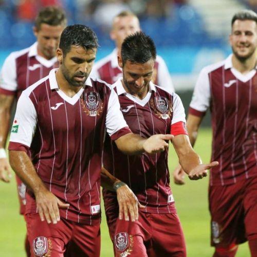 Statistici din Liga 1. CFR Cluj a utilizat cei mai mulți jucători, iar Viitorul se află la polul opus