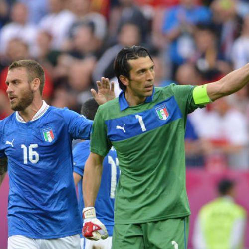 Buffon, De Rossi și Barzagli și-au anunțat retragerea din naționala Italiei