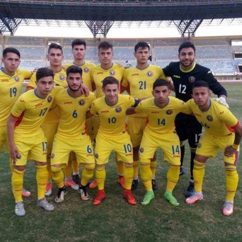 România U-19 face scor cu Gibraltar și se califică la Turneul de Elită de pe primul loc. Tricolorii vor fi cap de serie la tragerea la sorți