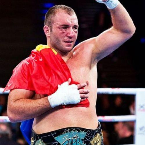 Pugilistul Mihai Nistor va fi în echipa Europei, care va lupta contra Cubei