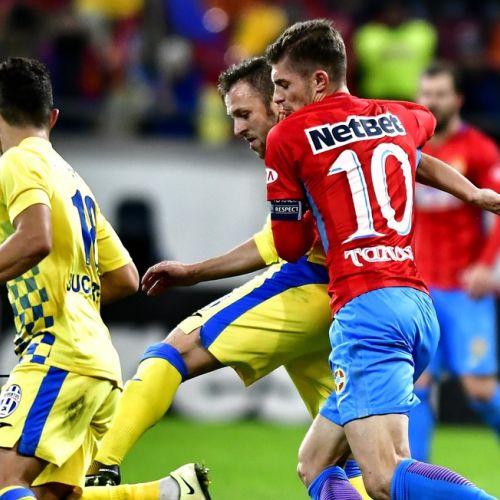 Liga 1: FCSB se impune cu Juventus București și revine pe locul doi în clasament